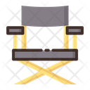Director Chair Chair Cinema Chair Icon