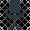 Director Chair Furniture Mesh Chair Icon