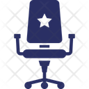 Director Chair Furniture Mesh Chair Icon
