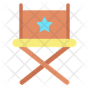 Director Chair Director Seat Chair Icon