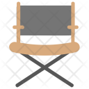 Director Chair Seat Icon