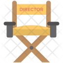 The Director Chair Icon