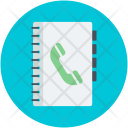 Directory Phonebook Address Icon
