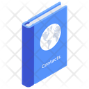 Contacts Book Directory Phone Numbers Icon