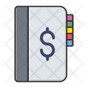 Directory Book Diary Icon