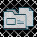 Directory Document Empty Icon