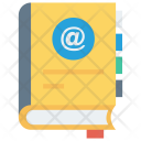 Directory Book Education Icon