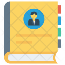 Directory Book Library Icon