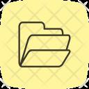 Directory Document Folder Icon