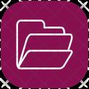 Directory Document Folder Data Icon