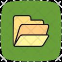 Directory Folder Data Icon