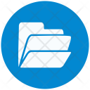 Directory Office Document Icon