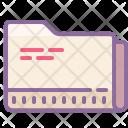 Directory Office Folder Icon