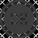 Dirham Icon