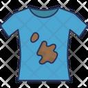 Dirty Shirt Icon