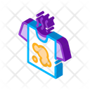 Laundry Service Clothes Icon