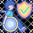 Disability Insurance Disability Insurance Icon