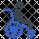 Healthcare Handicap Health Icon