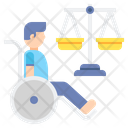 Disability Law Disability Act Act Icon