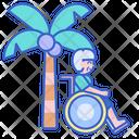 Disability Retirement Disability Handicap Icon