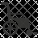 Disable Handicap Wheelchair Icon
