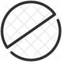 Disable Disabled Forbidden Icon