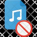 Disable Audio File Icon