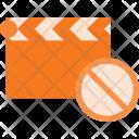 Disable Clapper Cut Icon