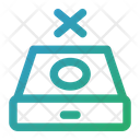 Device Drive Off Icon
