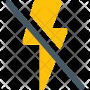 Disable Flash Icon