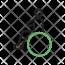 Disable man Icon