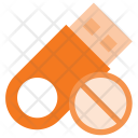 Disable Error Pendrive Icon