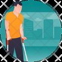 Disable Person Icon