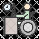 Disabled Digital Inclusion Digital Inclusivity Icon