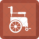 Disabled Handicapped Wheelchair Icon