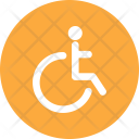 Disabled Sign Wheelchair Icon