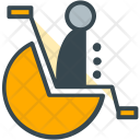 Disabled Man Person Icon