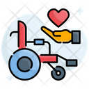 Disabled AID Icon