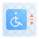 Disabled Lift Icon