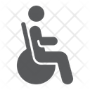 Disabled Person Handicapped Icon