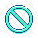 Disabled Sign Disables Disable Icon