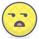Disappointed Sad Face Icon