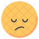 Disappointed Emot Feelings Icon