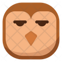 Disappointed Owl Icon