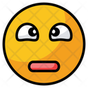 Disappointed Emoji Face Icon