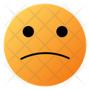 Disappointed Face Emoji Face Icon