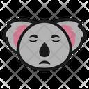 Disappointed Koala Icon