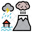 Disaster Incident Misfortune Icon