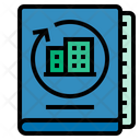 Disaster Recovery Plan Backup Plan Recovery Plan Icon