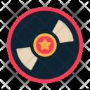Disc Cd Entertainment Icon